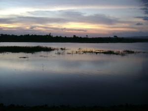 beautiful sunset 12 may 2008